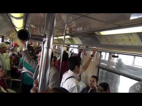 Mexico City: Public Transport (first moments)