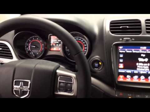 2015 Dodge Journey Crossroad Review Tilbury Chrysler