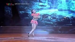 BƯỚC NHẢY HOÀN VŨ NHÍ 2014 ĐINH THÙY DƯƠNG  Nhảy hiện đại