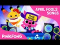 Baby Shock EDM Version Of Baby Shark April Fools Animal Song PINKFONG Songs For Children mp3