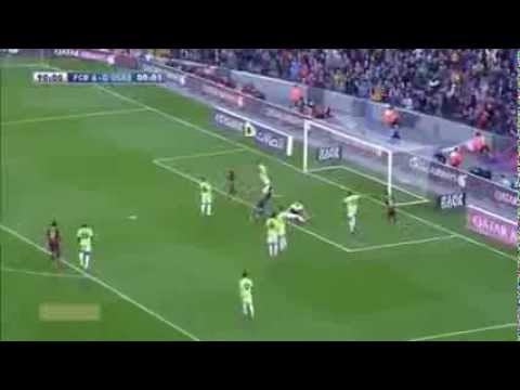 Barcelona vs Osasuna 7-0 ~ [16/03/2014]!