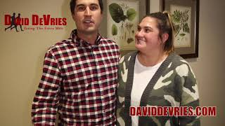 David DeVries Team Testimonial   Conrad Jackson