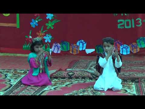 Tahir Institute of Education Pindi Gheb (Pakistan) Variety Show 2014_ Sindi