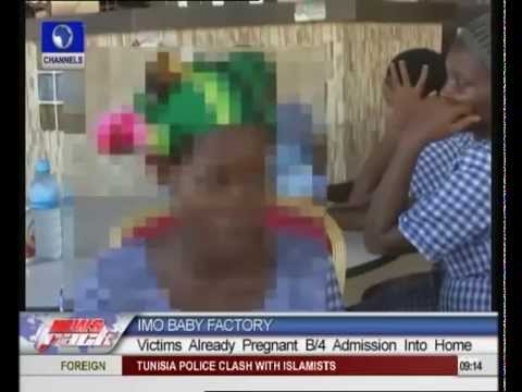 Imo Baby Factory: Pregnant Teenagers Held Hostage Until Delivery