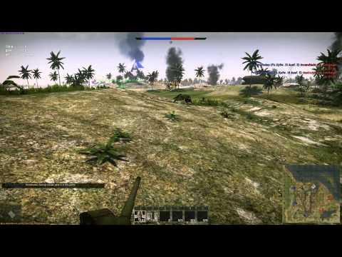 War Thunder - Bajando aviones con mi tanque