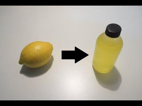 كيف تصنع روح الليمون الحامض بنفسك ? thumbnail