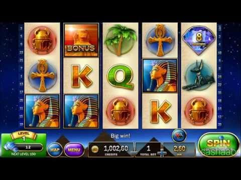 slots pharaohs way обзор игры андроид game rewiew android