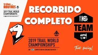 SportHG® | Recorrido completo del Mundial de Trail 2019