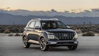 2020 Hyundai Venue  at the New York auto show - Beautiful car photos