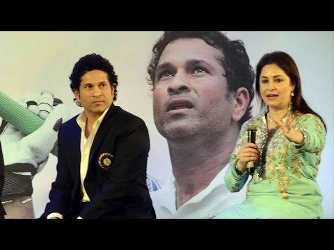 Sachin Tendulkar's wife Anjali reveals their Love Story
