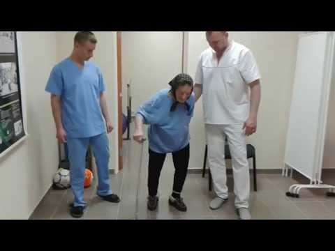 Как научить ходить через три года после инсульта
