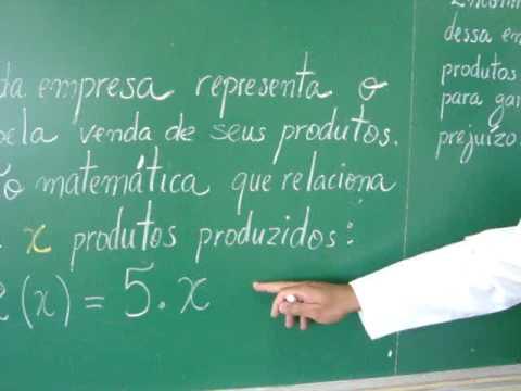 Função do 1ºgrau-Prof.Nivaldo Galvão