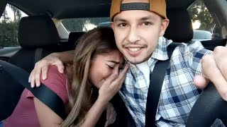 Uber Driver Raps amp She Starts CRYING! Her Ex Cheated