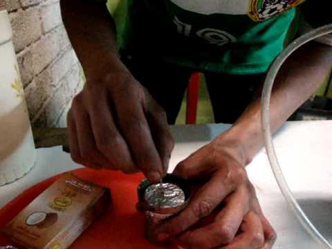 Pipa de agua para fumar materiales caseros how to make do everything - Hacer cachimba casera ...