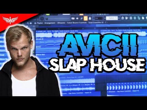 How To Make Slap House Like Avicii - FL Studio / Ableton /  Logic Pro Project File