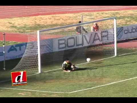 Bolívar 6 - Oriente Petrolero 0 [Torneo Apertura 2013]