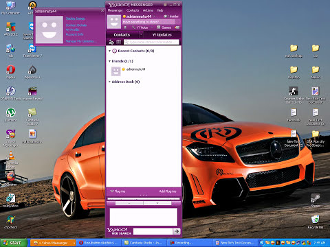 Create Account Yahoo Messenger !!!