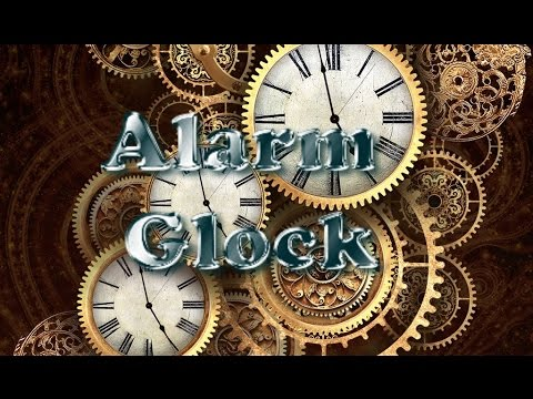 The Alarm Glock commercial