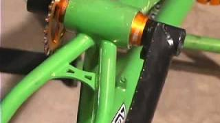 How to Build a BMX Bike Part 2