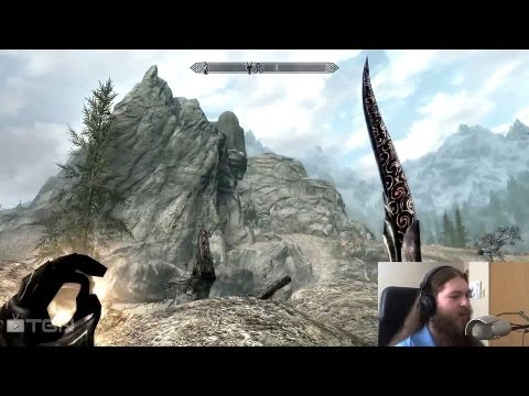 ★ Skyrim - Nord Spellsword Lets Play #71, ft. Darnoc!