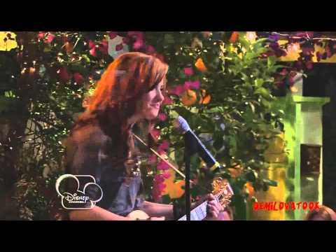 Demi Lovato (Sonny Munroe) - What To Do (Official Music Video) Lyrics