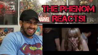 Blumhouse's Truth or Dare - Official Trailer REACTION!!!!