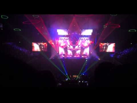 Tool - Lateralus - Sydney 3rd May 2013