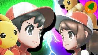 Pokémon Let's Go: The Story You Never Knew (Pikachu / Eevee)
