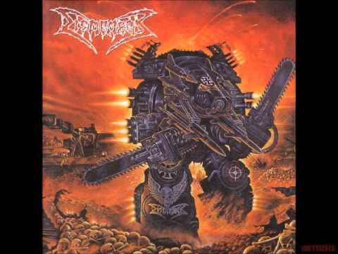 Dismember - On Frozen Fields