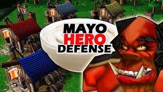 Warcraft 3   Custom   Mayo Hero Defense