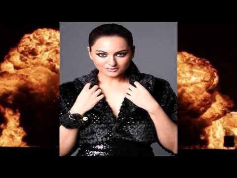 Hot Sonakshi Sinha's Sexy Photo Shoot video