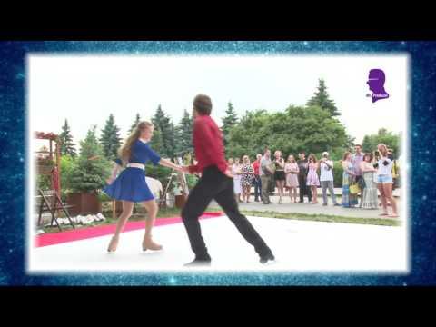 """Выступление """"Фигурист шоу"""" на презентации фильма """"Елки 5"""""""