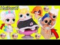 Unicorn LOL Surprise Dolls Hair Salon for McDonalds Toys R Us Lil Punk Boi Sisters Wedding JOJO SIWA thumbnail