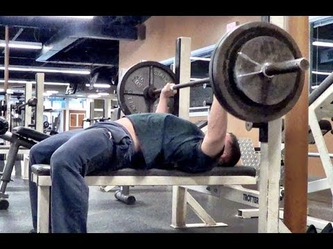Powerful Bench Press Workout Image 1