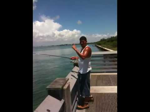 Fishing at key biscayne