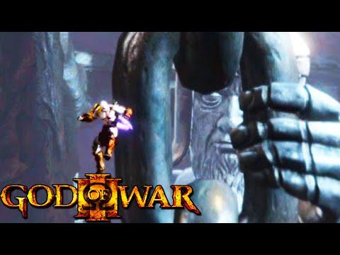 God Of War 3 Chaos - Cerberus Infernal E Corrente Destruída (27) video