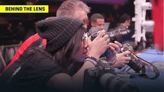 Behind The Lens: What It's Like To Be A Fight Sports Photographer