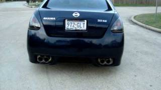 04 maxima modded up