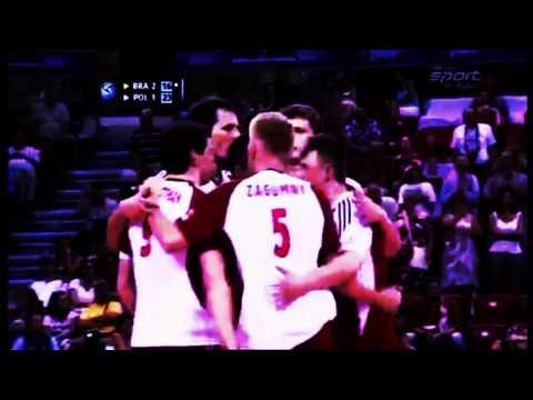 Final Six 2012: Polska - Brazylia | Siatkówka Moją Pasją