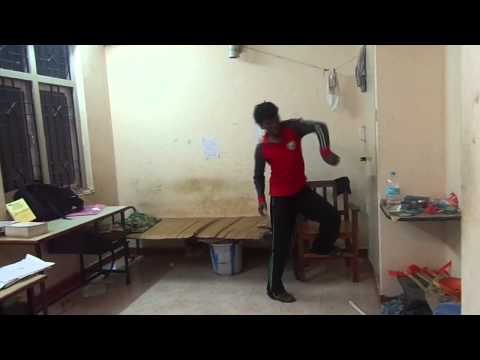Pondicherry University Srinivasa instantneous dance-2