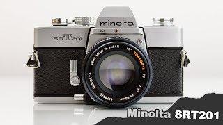 Minolta SRT201 - THE MINOLTA TANK!