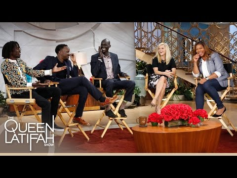 What's Reese Witherspoon's Nickname? | The Queen Latifah Show