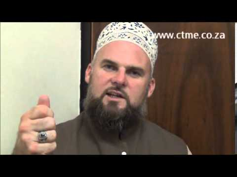 Preparing for the Day of Judgement with Shaykh Riyadh Walls Supported by CTME