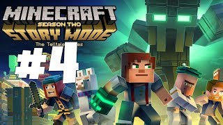 UUS VASTANE - Minecraft Story Mode, season 2, episode 1, osa 4 (eesti keeles)
