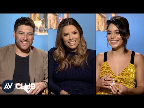 """The Cast Of Dog Days Plays """"Would You Rather,"""" Dog Edition"""