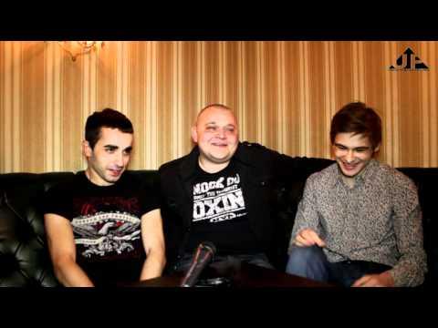 Команда: Плохая компания Номер: Интервью (16.04.2012) Длительность: 05:00 Просмотров: 6818