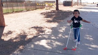 CUNY Professors Make Walking Safer for Vision-Impaired Toddlers