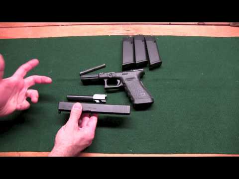 Review & Shoot - Glock 20c