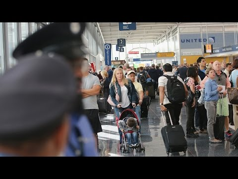 Cuestionan la seguridad de los aeropuertos de Chicago