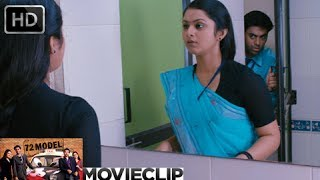 72 Model - 72 Model | Malayalam Movie 2013 | Romantic Scene Govind Padmasoorya With Nazreen Nazar[HD]